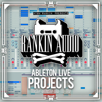 Проекты Rankin Audio Ableton Live Projects
