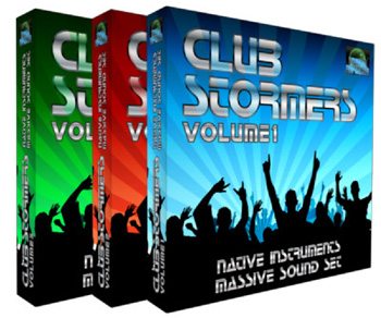 Пресеты Trance Euphoria Club Stormers Complete Bundle Vols 1-3 For NI Massive