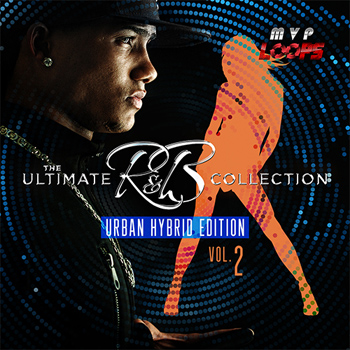 Сэмплы MVP Loops Urban Hybrid Edition Vol 2
