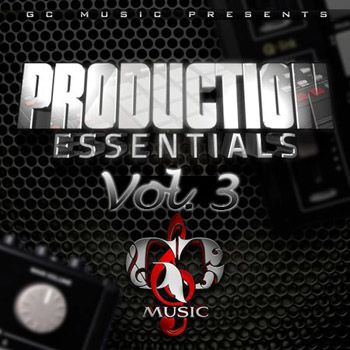 Сэмплы ударных - GC Music Production Essentials Vol 3 Maschine Edition