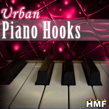 Сэмплы и MIDI - Hot Music Factory Urban Piano Hooks
