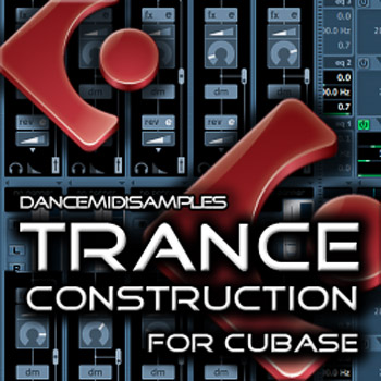 Проект DMS Trance Construction Vol 2 For Cubase