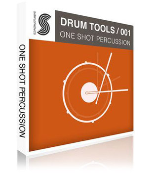 Сэмплы ударных - Samplephonics Drum Tools 001 One Shot Percussion