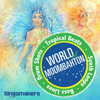 Сэмплы Singomakers World Of Moombahton