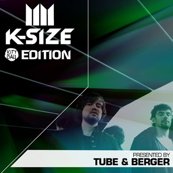 Сэмплы K-SIZE Tube & Berger: Kittball Edition