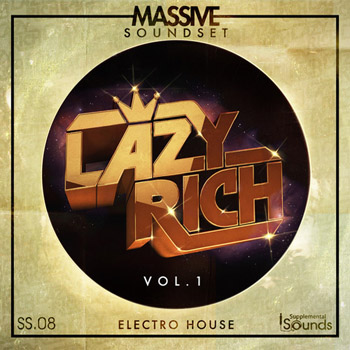 Пресеты Lazy Rich Massive Soundset Vol.1