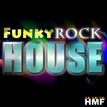 Сэмплы Hot Music Factory Funky Rock House