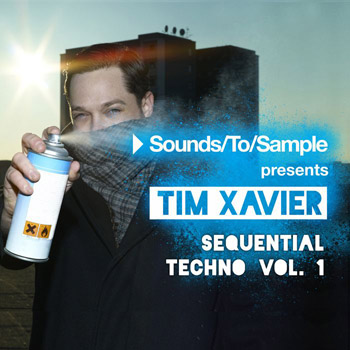 Сэмплы Sounds To Sample Presents TIm Xavier Sequential Techno Vol.1