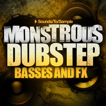 Сэмплы Sounds to Sample Monstrous Dubstep Basses and FX