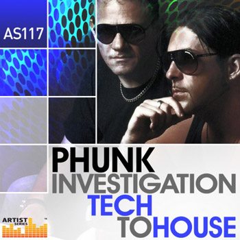 Сэмплы Loopmasters Phunk Investigation Tech To House