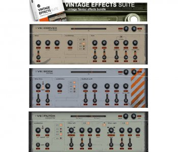 MAGIX Vintage Effects Suite v2.008 x86 x64