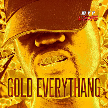 Сэмплы MVP Loops Gold Everythang
