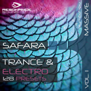 Пресеты Resonance Sound Aiyn Zahev Safara Vol.1 for NI Massive