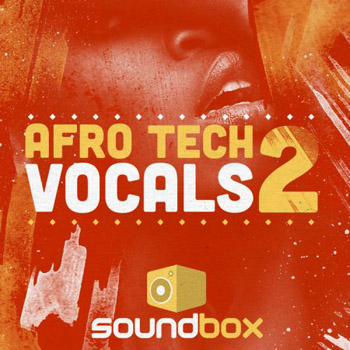 Сэмплы Soundbox Afro Tech Vocals 2