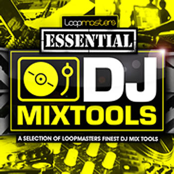 Сэмплы Loopmasters Presents Essentials 24 DJ Mixtools Vol.1