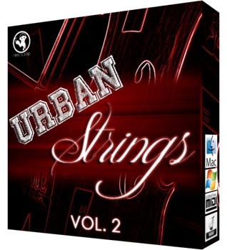 Сэмплы The Hit Sound Urban Strings Vol 2