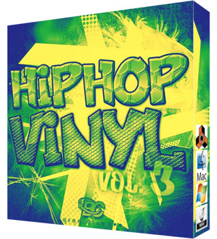 Сэмплы Big Citi Loops Hip Hop Vinyl 3