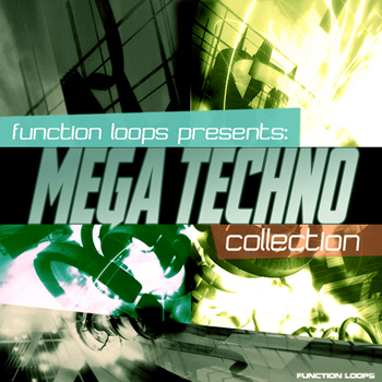 Сэмплы Function Loops Mega Techno Collection