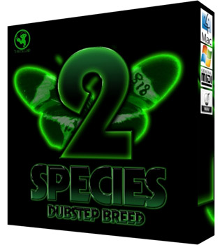 Сэмплы The Hit Sound Species Dubstep Breed Vol 2