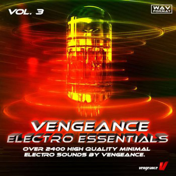 Сэмплы Vengeance Electro Essentials Vol.3