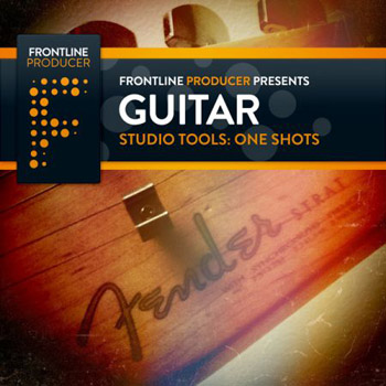 Сэмплы гитары - Frontline Producer Guitar One Shots