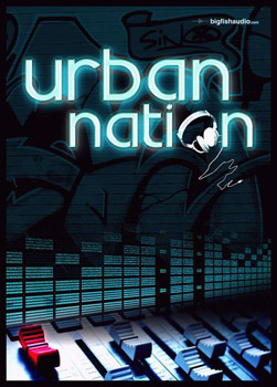 Сэмплы Big Fish Audio Urban Nation