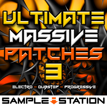 Пресеты Sample Station Ultimate Massive Patches 3