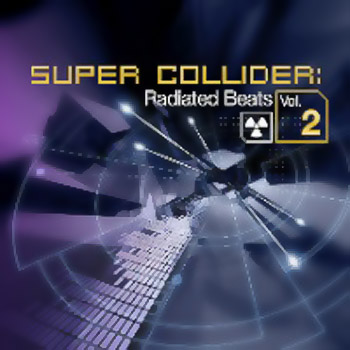 Сэмплы Big Fish Audio Super Collider Radiated Beats Vol.2