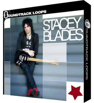 Сэмплы Soundtrack Loops Stacey Blades Pro Sessions Guitar Stems