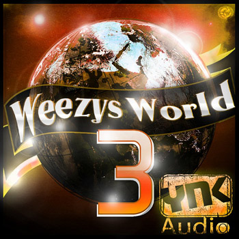 Сэмплы YnK Audio Weezy's World 3