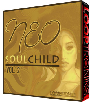 Сэмплы Looptroniks Neo SoulChild Vol 2