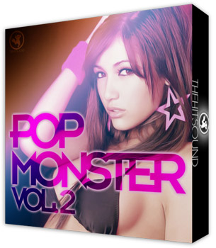 Сэмплы The Hit Sound Pop Monster Vol 2