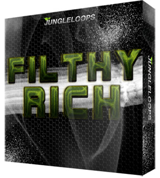 Сэмплы Jungle Loops Filthy Rich