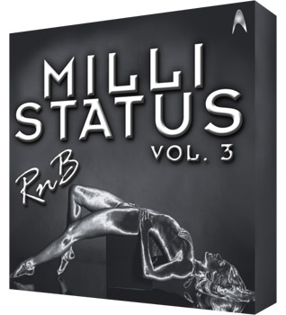 Сэмплы Astro Loops Milli Status RnB Edition Vol 3