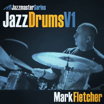 Сэмплы Loopmasters Jazz Drums Vol1 Mark Fletcher