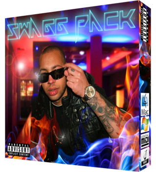Сэмплы Loopstarz Swagg Pack