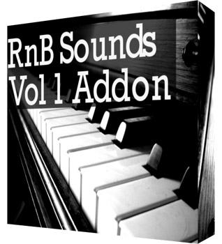 Сэмплы Gotchanoddin RnB Sounds Vol 1 Addon