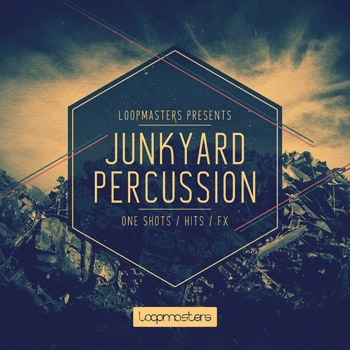 Сэмплы Loopmasters Presents Junkyard Percussion