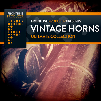 Сэмплы саксофона - Frontline Producer Vintage Horns Ultimate Collection