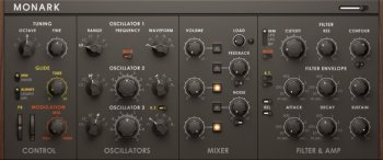 Native Instruments Monark v1.3.0.3 (Reaktor)
