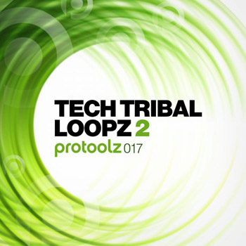 Сэмплы Protoolz Tech Tribal Loopz 2