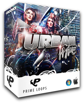 Сэмплы Prime Loops Urban Hype