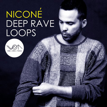 Сэмплы Wide Open Tools Nicone Deep Rave Loops