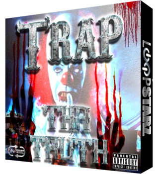 Сэмплы Loopstarz Trap Tha Truth