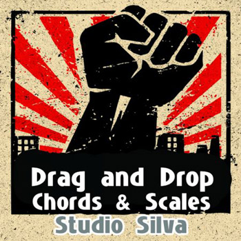 MIDI файлы Studio Silva Drag and Drop Chords and Scales