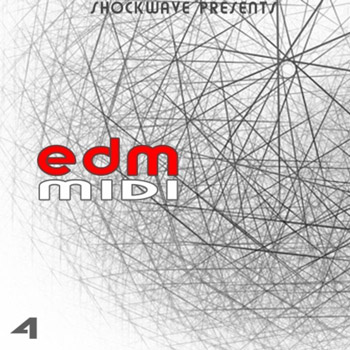 Сэмплы и MIDI - Shockwave EDM MIDI Vol.4