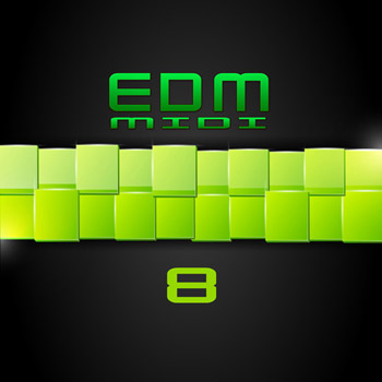 Сэмплы и MIDI - Shockwave EDM MIDI Vol 8