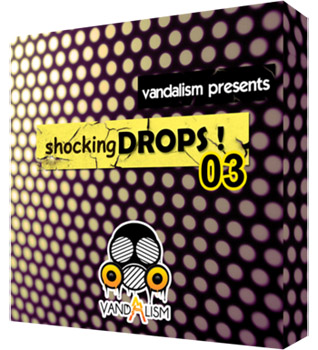 Сэмплы и MIDI - Vandalism Shocking Drops! 3