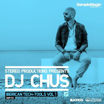 Сэмплы Sample Magic - DJ Chus Iberican Tech-Tools Vol.1