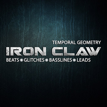 Сэмплы Temporal Geometry Iron Claw Beats Glitches Bass Leads